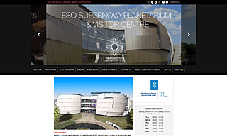 ESO Supernova mini site