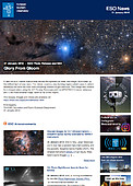 ESO — Glory From Gloom — Photo Release eso1804