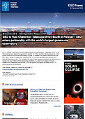ESO — ESO beherbergt Cherenkov Telescope Array South am Paranal — Organisation Release eso1841de