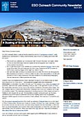 ESO Outreach Community Newsletter March 2012