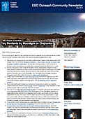 ESO Outreach Community Newsletter May 2012