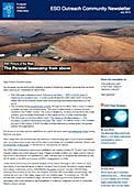 ESO Outreach Community Newsletter July 2012