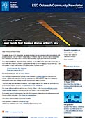 ESO Outreach Community Newsletter August 2012