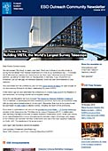 ESO Outreach Community Newsletter October 2012