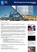 ESO Outreach Community Newsletter December 2012
