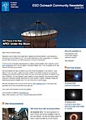 ESO Outreach Community Newsletter January 2013