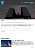 ESO Science Newsletter (formerly ESO Enews) - March 2013
