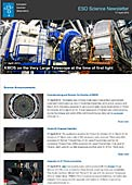 ESO Science Newsletter (formerly ESO Enews) - April 2013