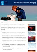 ESO Outreach Community Newsletter July 2013