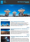 ESO Science Newsletter - October 2013