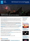 ESO Outreach Community Newsletter November 2013