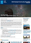 ESO Outreach Community Newsletter December 2013