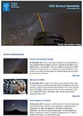 ESO Science Newsletter - December 2013