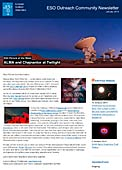 ESO Outreach Community Newsletter January 2014
