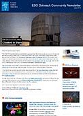 ESO Outreach Community Newsletter June 2014