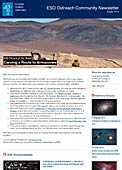 ESO Outreach Community Newsletter August 2014