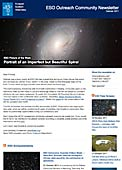 ESO Outreach Community Newsletter October 2011