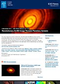 ESO — Revolutionary ALMA Image Reveals Planetary Genesis — Photo Release eso1436