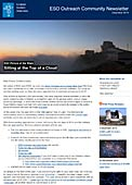ESO Outreach Community Newsletter December 2014