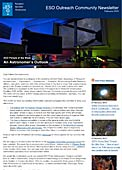 ESO Outreach Community Newsletter February 2015