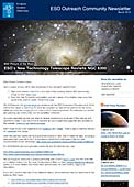 ESO Outreach Community Newsletter March 2015