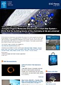 ESO — Complex Organic Molecules Discovered in Infant Star System — Science Release eso1513-en-us