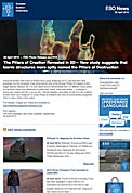 ESO — The Pillars of Creation Revealed in 3D — Photo Release eso1518-en-us