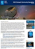 ESO Outreach Community Newsletter May 2015