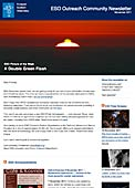 ESO Outreach Community Newsletter November 2011