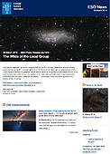 ESO — The Wilds of the Local Group — Photo Release eso1610