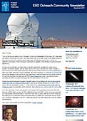 ESO Outreach Community Newsletter December 2011