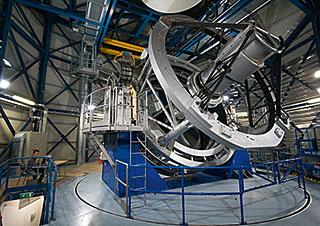 Postcard: The VISTA (Visible and Infrared Survey Telescope for Astronomy)