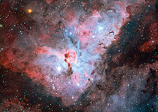 Postcard: The Carina Nebula