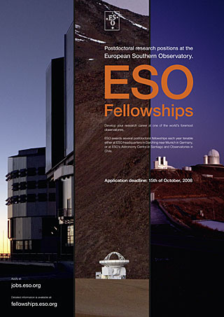 ESO Fellowships 2009