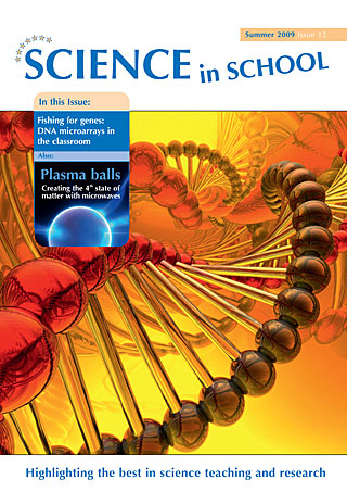 Science in School - Issue 12 - Summer 2009