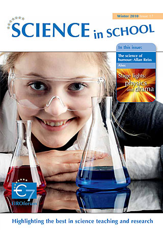 Science in School - Issue 17 - Winter 2010