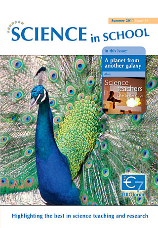 Science in School - Issue 19 - Summer 2011