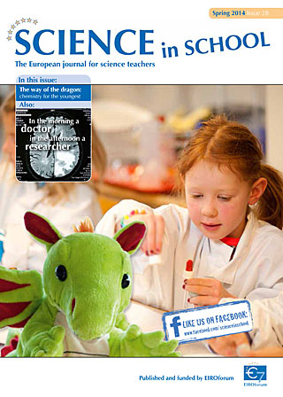 Science in School - Issue 28 - Spring 2014