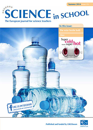 Science in School - Issue 29 - Summer 2014