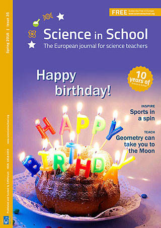 Science in School: Issue 35 - Spring 2016