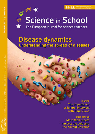 Science in School: Issue 40 - Summer 2017