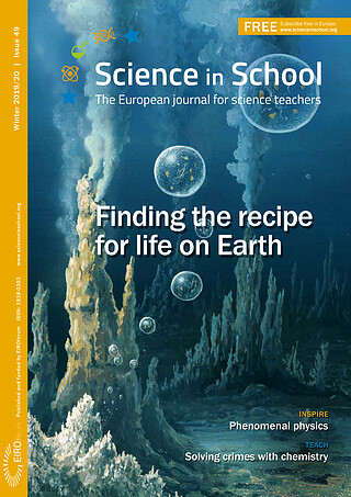 Science in School: Issue 49 - Winter 2019/20