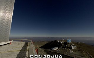 Virtual Tour at La Silla Observatory