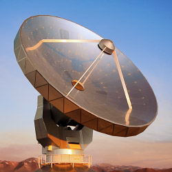 Swedish–ESO Submillimetre Telescope