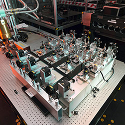 Precision Integrated-Optics Near-infrared Imaging ExpeRiment