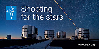 Sticker: Shooting for the stars