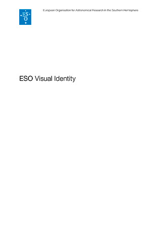 ESO Visual Identity