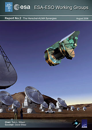 ESA-ESO WG report on Herschel-ALMA Synergies (August 2006)