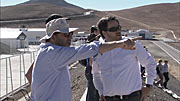 Video News Release 40: Austrian and Portuguese Ministers for Science visit Paranal (B-roll)