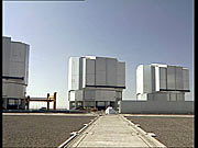Video News Release 12: First Light for the VLT Interferometer (eso0111a)